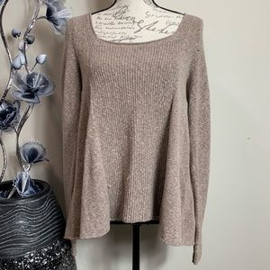 Free People Tan Thermal